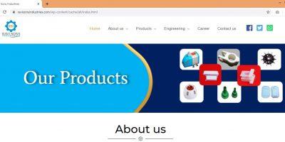 Ravisons Homepage
